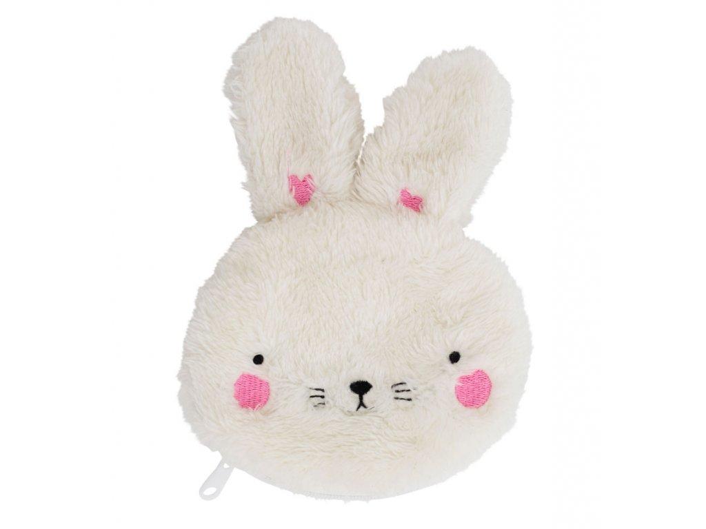 LBFBWH02 1 LR pocket money purse bunny