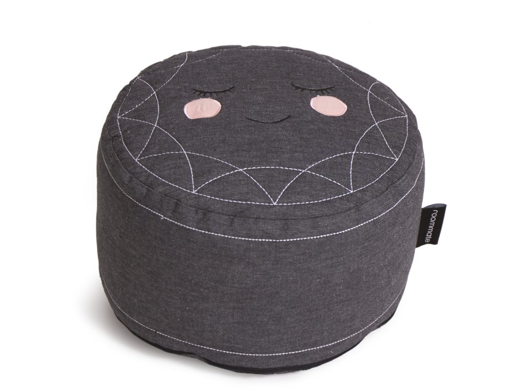 Roommate Hello Sunshine Pouf (31252)