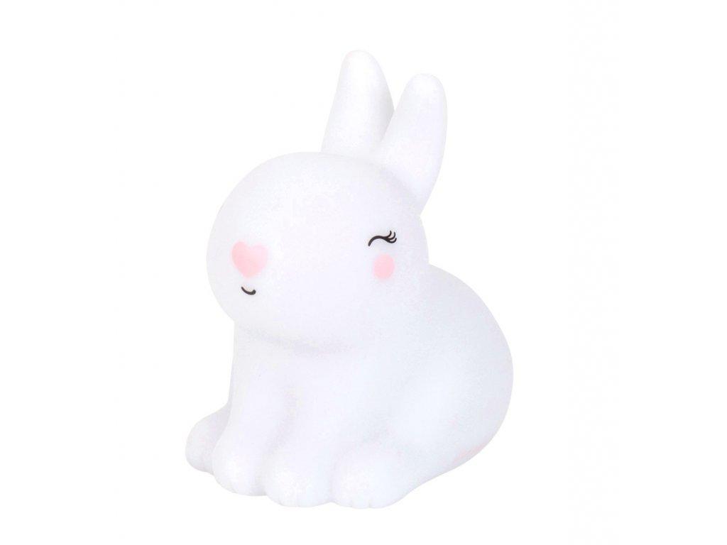 LLBUWH35 1 LR little light bunny