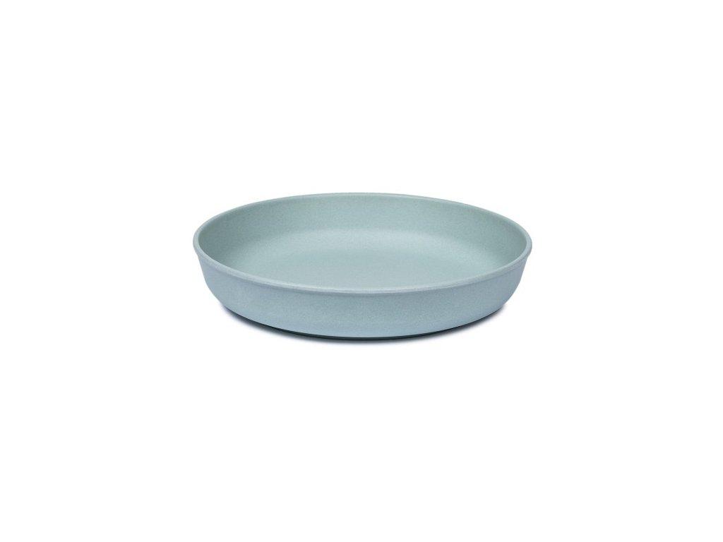 Bambusový talíř - modrý