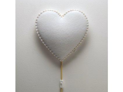 Nástěnné svítidlo Softlight Srdce