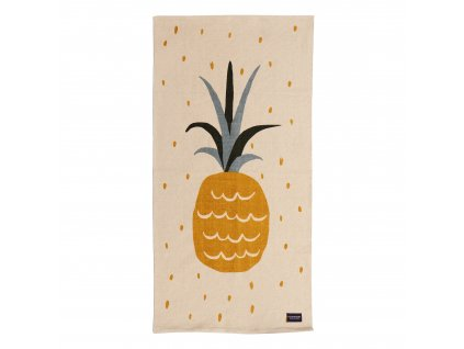 Roommate Pineapple rug(1003206)
