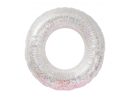 bssrgl06 lr 1 inflatable swim ring glitter