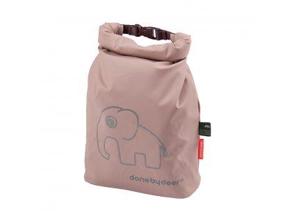 Rolovací taška Elphee - růžová