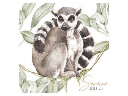 DEKO.NNM lemur