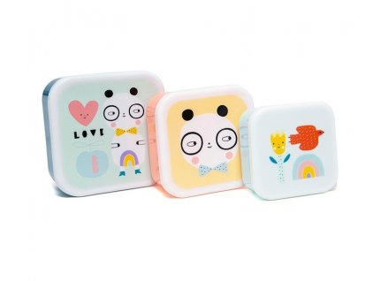 lunchbox set panda love lb24 1