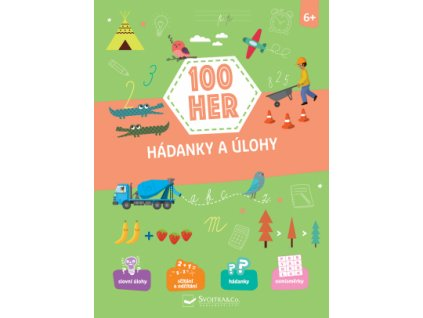 100 her, Hádanky a úlohy 6+
