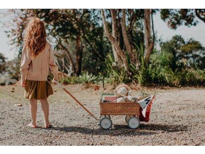 Olli Ella lifestyle Wonder Wagon Natural 10