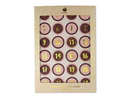 5156 Adventskalender Sticker rosa 600x600