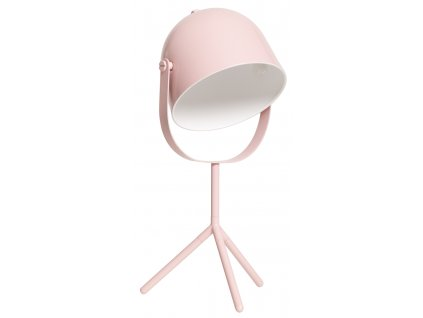 Flexa Stojací lampa Monty Růžová