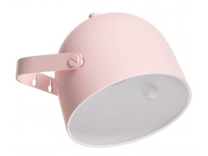 Flexa Nástěnná lampa Monty Růžová