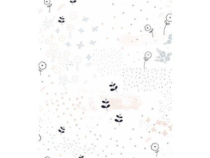 Lilipinso Tapeta vliesova Flowers
