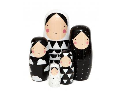 nesting dolls b w xl nd5xl c web