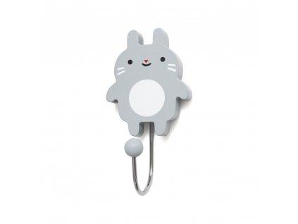 hook little bunny hlb grey 3