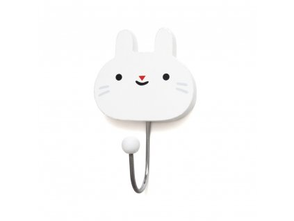 hook bunny face hbf white 1