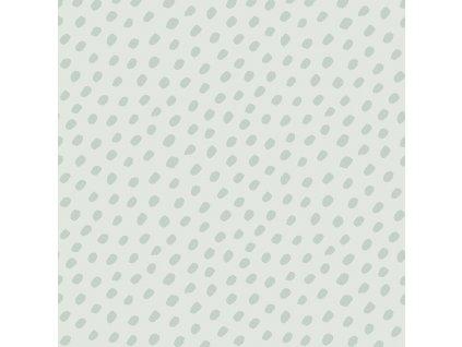 H0429 Aussie dots blue 50x40