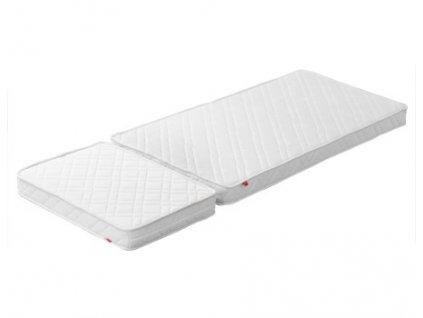 Pěnová matrace k rostoucí posteli Junior