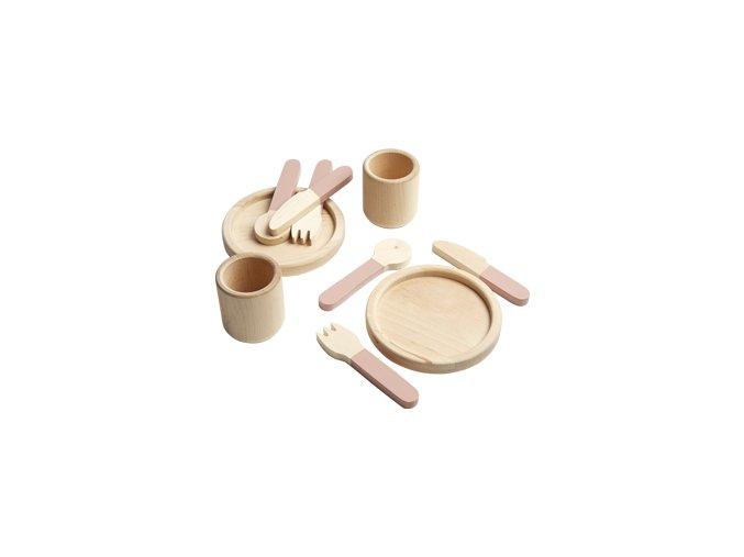 Flexa Dřevěné stolní nádobí
