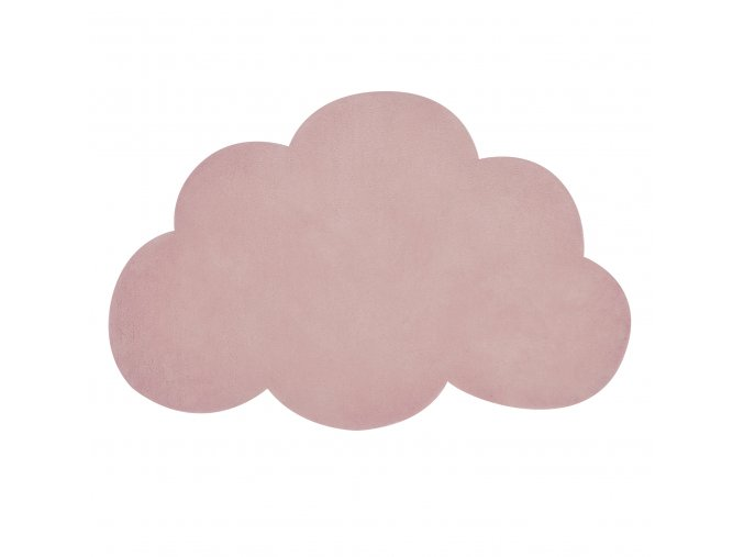lilipinso cloud rug rose