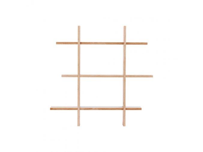 1000256 Wall Shelf Bambo by Kid´s 2