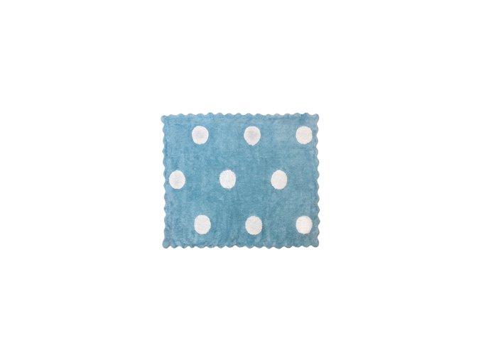 Aratextil Koberec Topos světle modrý 120 x 160 cm