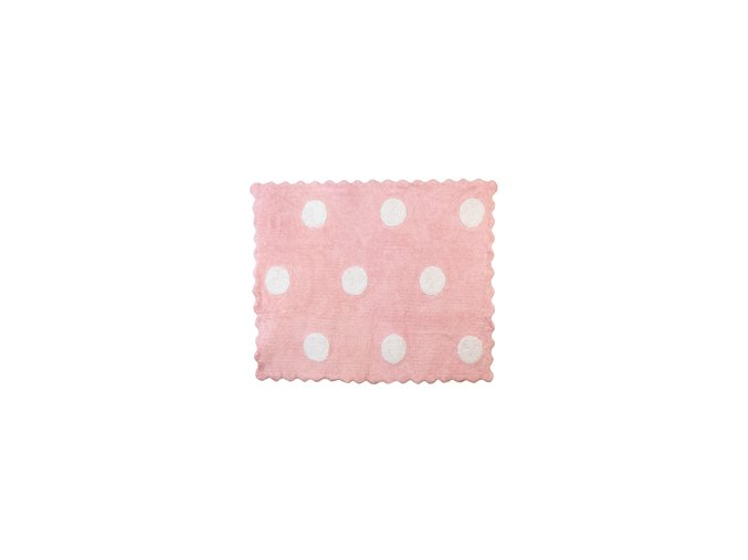 Aratextil Koberec Topos růžový 120 x 160 cm