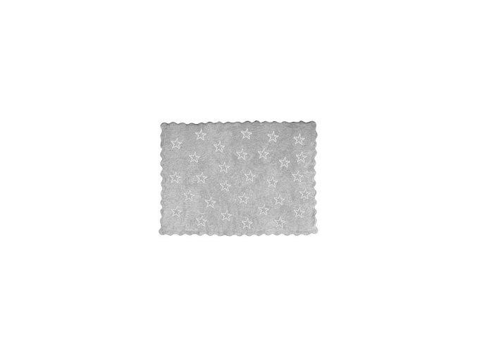 Aratextil Koberec Paris šedý 120 x 160 cm