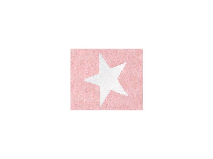 Aratextil Koberec Estela růžový 120 x 160 cm