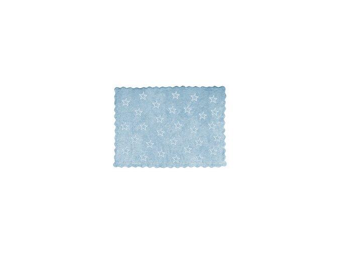 Aratextil Koberec Paris světle modrý 120 x 160 cm