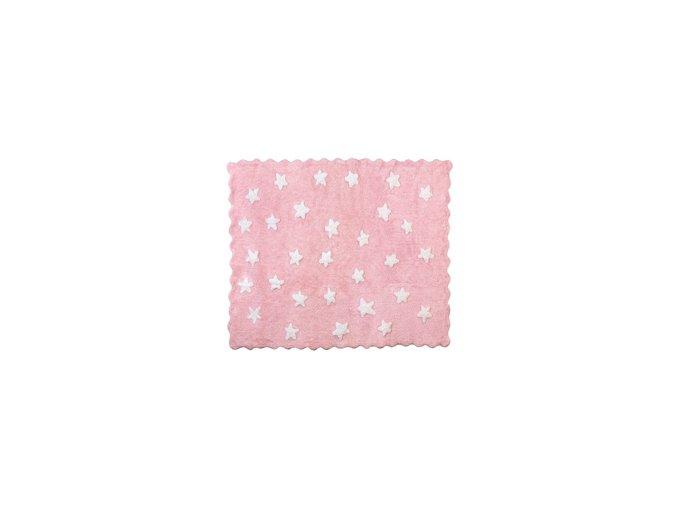 Aratextil Koberec Eden růžový 120 x 160 cm