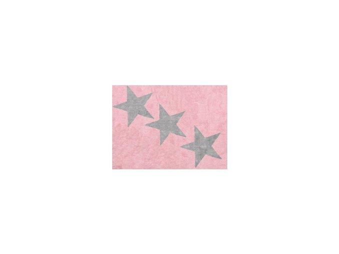 Aratextil Koberec Europa  růžový 120 x 160 cm