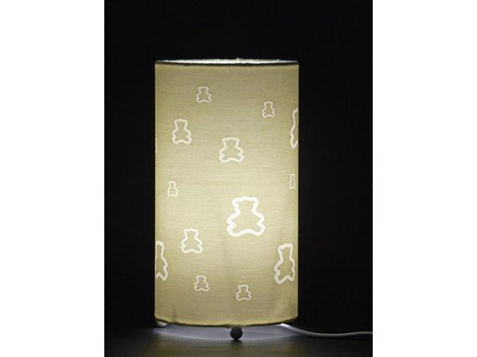 Aratextil Stolní lampička Paddington Champagne