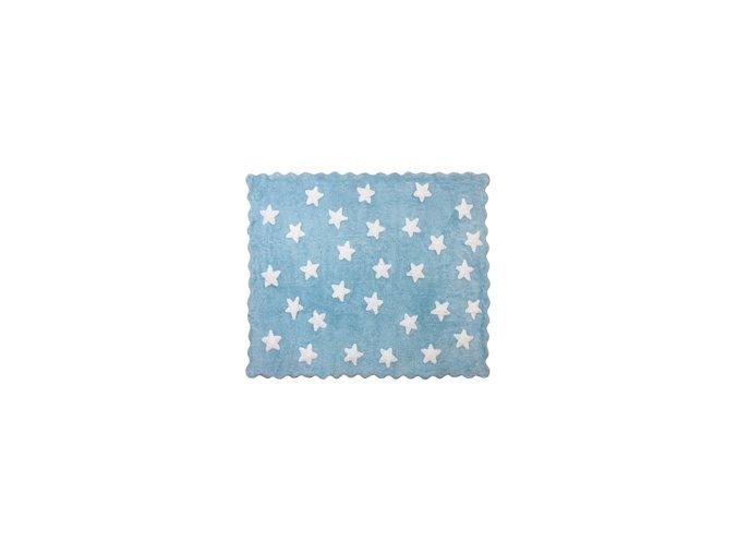 Aratextil Koberec Eden světle modrý 120 x 160 cm