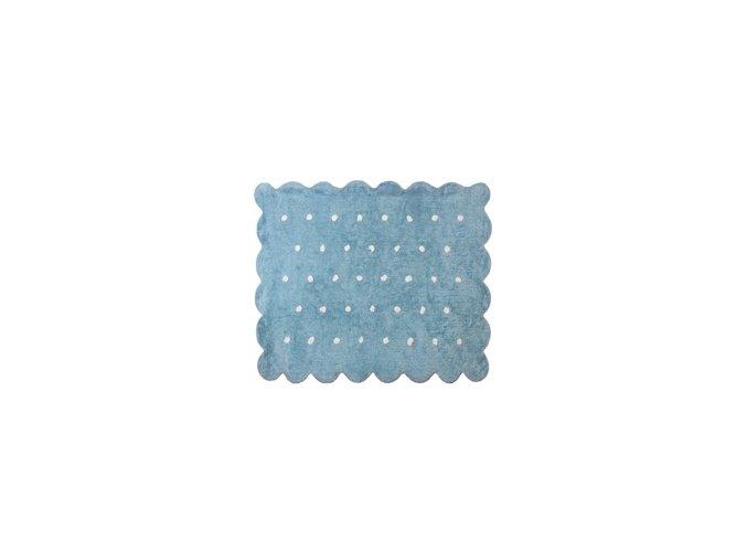 Aratextil Koberec Cookie světle modrý  120 x 160 cm