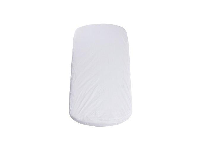 Flexa Oválná pěnová matrace 8x140x70 cm