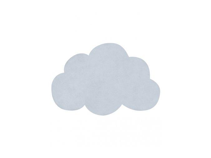 Lilipinso koberec mrak světle modrý 64x100 cm