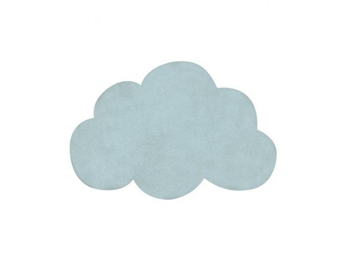 Lilipinso koberec mrak tyrkysový  (aqua) 64x100 cm