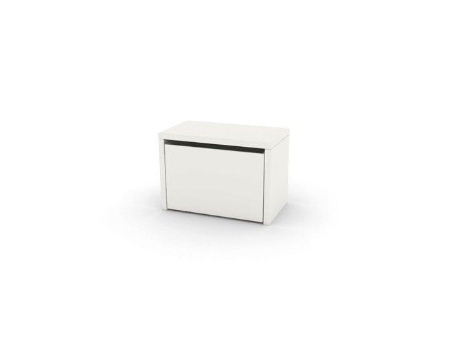 Flexa Úložný box 3 v 1 Bílá