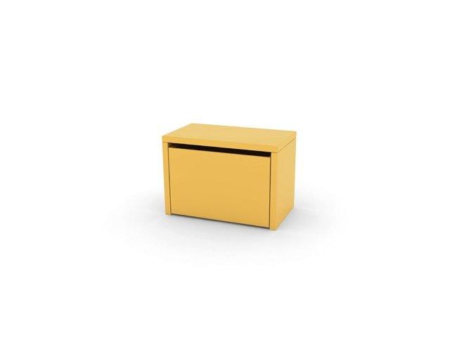 Flexa Úložný box 3 v 1 Žlutá