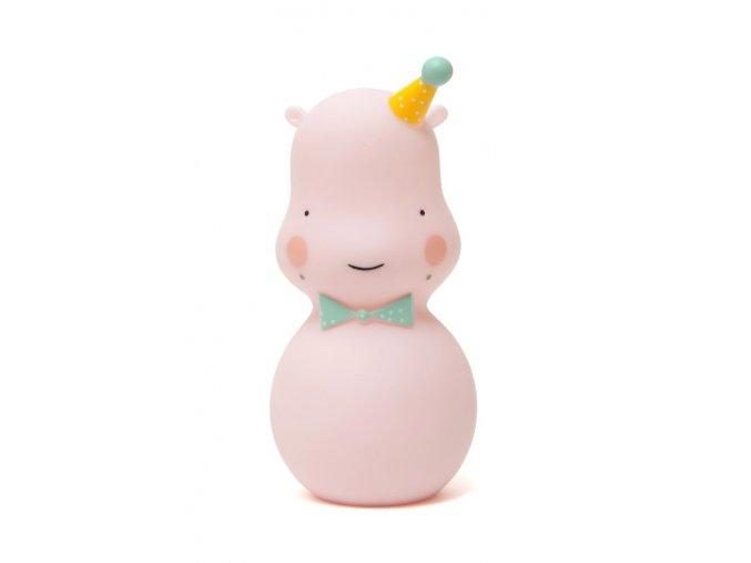 night light happy hippo pink nl hp web