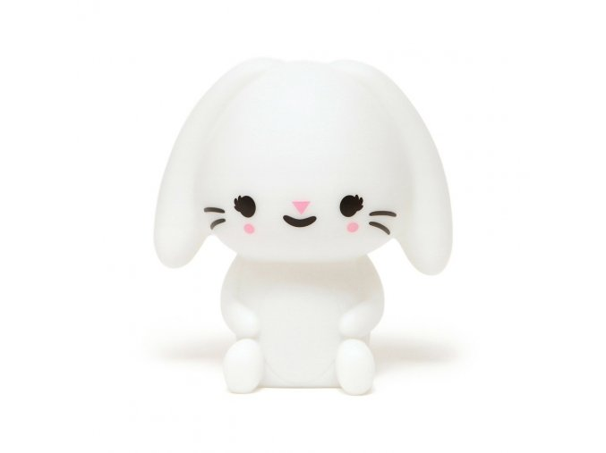 bunny night light white nl bw 1