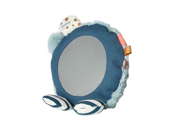 DONE BY DEER Zrcadlo na podlahu modré