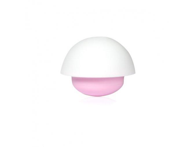 Noční světýlko - houba růžová