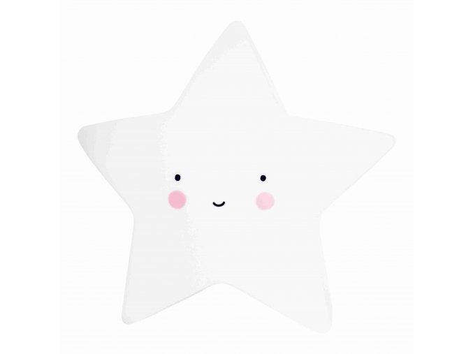 LTSW053 HR mini star light white