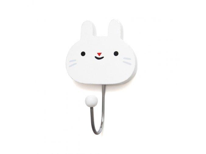 hook bunny face hbf white 1