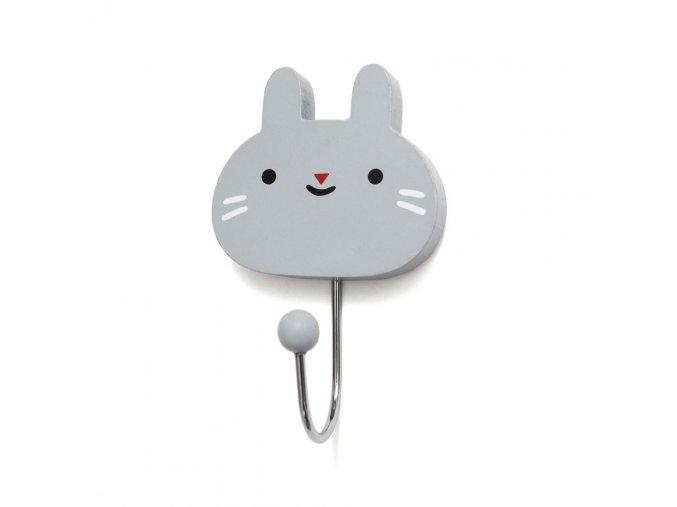 hook bunny face hbf grey 2
