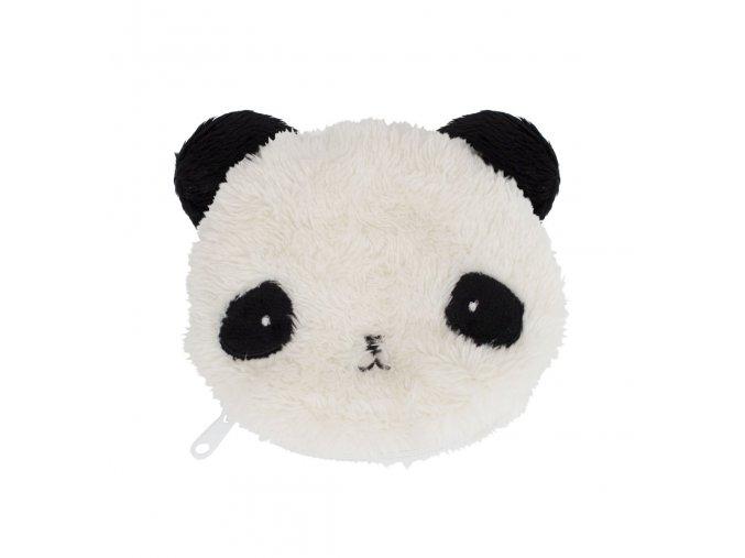 LBFPBW01 1 LR pocket money purse panda