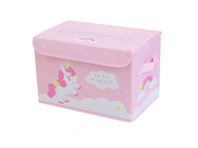 STPUUN01 1 LR pop up box unicorn