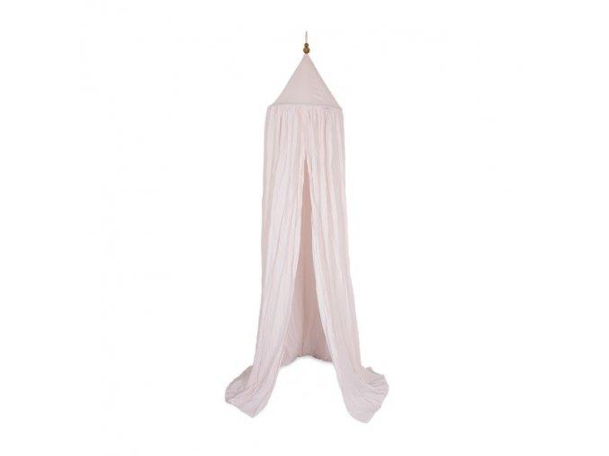 Baldachýn Filibabba - světle růžový