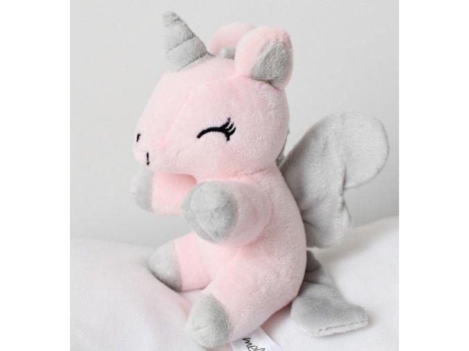 3336 pink melootka unicorn